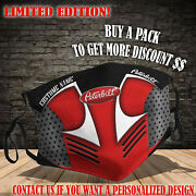 Peterbilt -top Gift-art Fabric Facemask With Activated Carbon Filter Pm 2.5