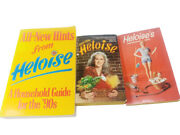 A Household Guide For The 90and039s All New Hints Housekeeping From Heloise 3 Books
