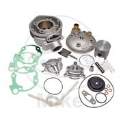 Thermal Unit And Head 80cc D.50 V.exhaust Hm 50 Cre Derapage Rr 2007-2010