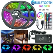 Led Flexible Lights Strip Decor Remote Control+wifi/bluetooth For Gaming Pc Tv