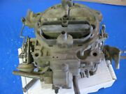 74 1974 C10 K10 K20 Chevy Truck Suburban Rochester Carburetor 350 At 7044502