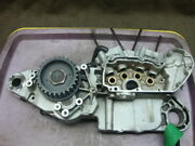08 Harley Xl883 Xl 883 Sportster Engine Case Block Right Uh24