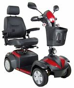 20 Wide Seat Ventura 4 Wheel Power Mobility Scooter Medical Cart Buggy