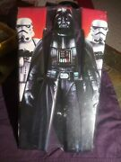 Star Wars Darth Vader Metal Sign Letter W Discontinued Hard Find Family Owned