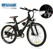 26inch Electric Bike Adult Electric Mountain Bike 350w Electric Bicycle Ebikeus