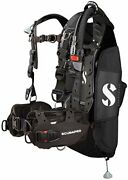 Scubapro Hydros Pro W/5th Gen. Air2 Womens Bcd - Black Xsmall/small