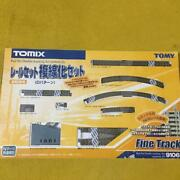 New Tomix 91064 Double Tracking Set Track Layout Pattern D N Scale From Japan