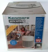 Kenmore Hepa Supreme Air Cleaning System W/ Ionizer. Vintage Pristine Condition