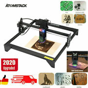 Atomstack A5 20w Lasers Engraving Machine Diy Wood Carving Cutting Lasers Master