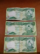 3 X 10000 Iraqi Dinar / Central Bank Of Iraq Notes / 10,000 Dinars Iqd Currency