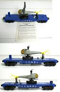Lionel 3419 3419 Operating Helicopter Car 1959-1965