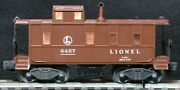 Lionel Pw-6457-0s Lionel Lines 6457 Fully Equipped Caboose