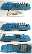 Lionel Army 44 Us Army Mobile Missile Launcher Motorized Unit 1959 To 1962
