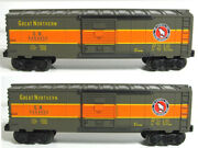 Lionel 6464-450 Type 4 6464-450 Great Northern Box Car Type 4 1966