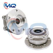 2 New Front Wheel Bearing And Hubs Fits 2007 -2011 Bmw X5 2008-2011 Bmw X6 513305