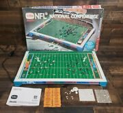 Vintage Tudor Nfl Electric Football Model 520 Giants And Bears Pre-owned Working