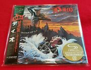Dio - Holy Diver - Japan Mini Lp Deluxe Shm - Uicy-79345/6 - 2 Cd
