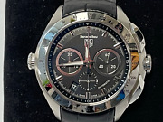 Tag Heuer Slr Limited Edition Mercedes Automatic Chronograph Mit Ident-card
