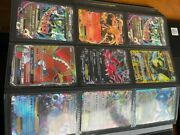 Pokemon Card Lot 300+ Official Tcg Cards Ultra Rare Included | Gx Ex Or Mega Ex