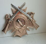 10k Gold 1900 Mobile Al Competitive Drill Press Best Soldier Cross Rifles Award