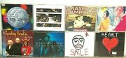 Lot 8 Smashing Pumpkins Cd Singles-unauthorized Edition Interview-star Profile
