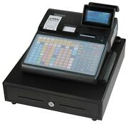 Sam4s Sps-340 Cash Register New Open Box Unit Never Used / Warr. / Free Shipping