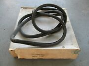 Nos 1963 64 65 66 67 Corvette Windshield Weatherstrip Seal 3844049
