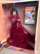 Barbie Doll As Scarlett O'hara In Red Dress, 12815 Gone With The Wind 1994