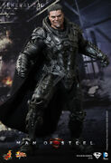 Ready Hot Toys Mms216 Man Of Steel Superman General Zod 1/6 Michael Shannon New