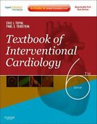 Textbook Of Interventional Cardiology By Eric J. Topol Paul S. Teirstein
