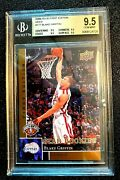Holy Grail Gold Bgs Quad 9.5 2009 Blake Griffin Ud 1st Edition Star Rookies 177