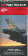 Oag Official Airline Guide North American Pocket Timetable 9/1/91 [1031]