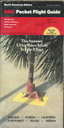 Oag Official Airline Guide North American Pocket Timetable 5/1/91 [1031]