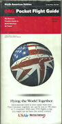 Oag Official Airline Guide North American Pocket Timetable 8/94 [1031]