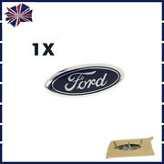 1779943 For Ford 2001-08 Fiesta Fusion 145mm60mm Front Ford Oval Badge Logo Uk