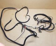 2008 Ram 3500 6.7l Cummins Diesel Battery Power Cable Wire Harness Factory Oem