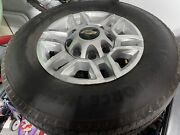Firestone Transforce 245/75/r17 Tires And Chevy 8 Lug Rims. 4k Miles On Tires