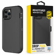 For Apple Iphone 11 / 11 Pro Max Defender Case Cover   Belt Clip Fits Otterbox