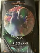 Hot Toys Spiderman Stealth Suit Deluxe Edition