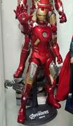 Limited Time Hot Toys Iron Man Mark With Detailed Head