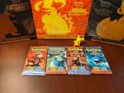Pokemon Team Magma Vs Team Aqua Booster Pack - Sealed Unweighed Art Set