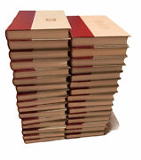 Funk And Wagnalls New Encyclopedia 29 Volumes +2 Dictionary Complete Set 1986