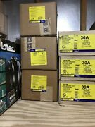 Electrical Disconnect Switchandrsquos. 200 Amp 250 / 30 Amp 50 To 100 - New