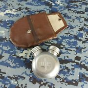 Ussr Rifle Double Oil Can +case Mosin-nagant/sks Soviet Military Surplus