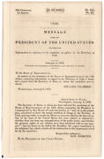 1852-dated First Edition Official Imprint - Affairs In The Territory Of Utah