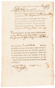 1779 Ct. 10000 Pound Bond To Bezaleel Beebe Recruit Continental Army Soldiers