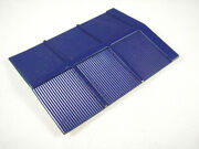 Lionel 610-8240-014 Part Dash 8-40b Radiator Cover, Blue, New Old Stock