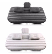 High Quality Car Inflatable Back Seat Air Bed Outdoor Travel Camping Mattress