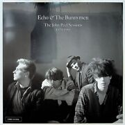 Echo And The Bunnymen- John Peel Sessions 1979-1983 New 2-lp Vinyl 2019 Best Of