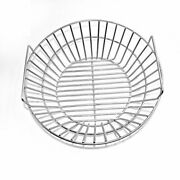 Only Fire Stainless Steel Charcoal Ash Basket Fits For Large Bge Kamado Joe...